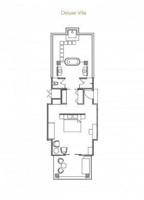 Deluxe Villa (89 m²)