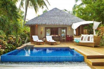 Baros Pool Villa (134m²)