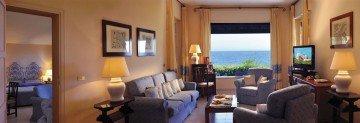 Prestige Room s výhledem na moře