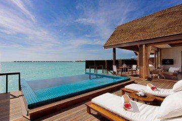 Ocean Villa with Pool (300 m², 5 vil)