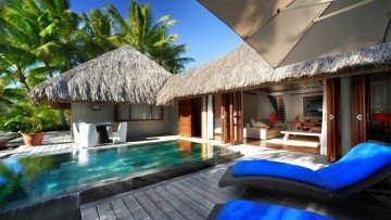 One-Bedroom Pool Beach Villa