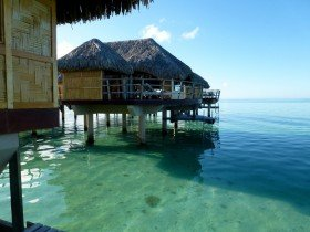 The Sunset Overwater Suite