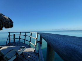 The Bora Bora Overwater Suite