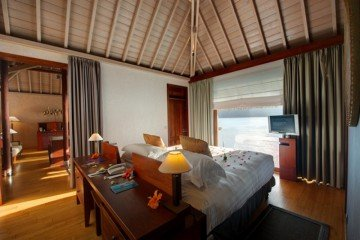 Emerald Overwater Junior Suite Villa