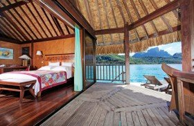 Island Luxury Overwater Bungalow