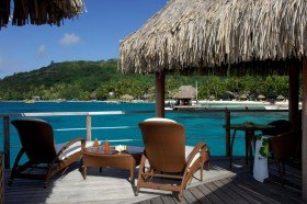 Luxury Overwater Bungalow