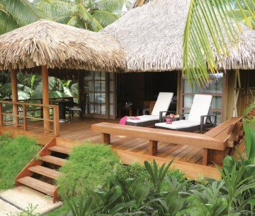 Premium Beach Junior Suite Bungalow