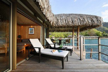 Premium Overwater Junior Suite Bungalow