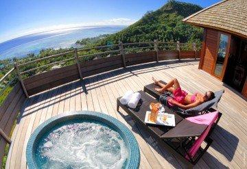 Tropical Villa Nui (max. 6 dospělých osob)*