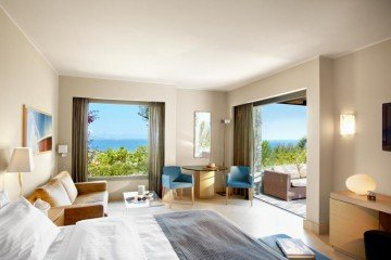 Junior Suite Sea View with Private Pool