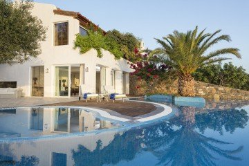 Presidential Spa Villa with Private Heated Pool (180-200 m²)
