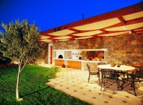 Royal Spa Villa with Private Heated Pool(350 m²)