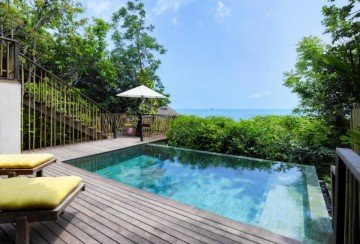 Ocean View Pool Villas (160 m²)