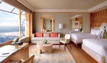 Deluxe Rooms (52 m²)