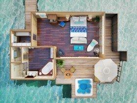 Spa Water Villa