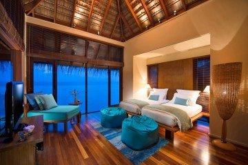 Family Water Villa (2 Bedroom Water Retreat)