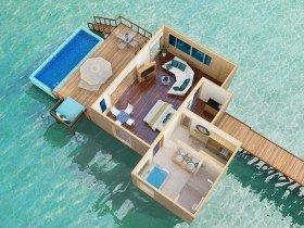 Premier Water Villa