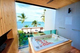 Three Bedroom Beachfront Pool Residence