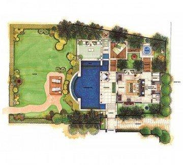 01 Bedroom Royal Banyan Ocean View Pool Villa nebo 02 Bedroom Royal Banyan Ocean View Pol Villa