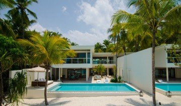Beach Residence Four Bedroom (1500 m²)