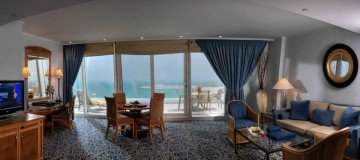 Three Bedroom Ocean Suite (215 m²)