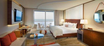 Ocean Superior Balcony Room King (50 m²)