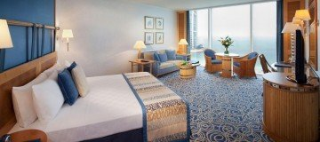 Ocean Premium Leisure Club Room King (50 m²)