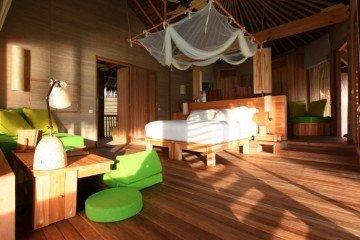 Ocean Water Villa (220 m2, max. 2 dospělí a 2 děti)