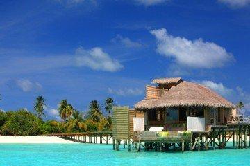 Lagoon Water Villa (108 m2, max. 2 dospělí a 2 děti)