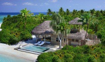 Family Beach Villa with Pool (253 m2, max. 2 dospělí a 2 děti)