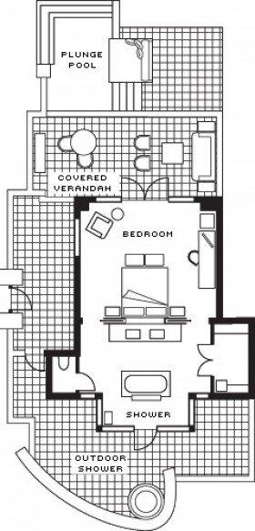 Mangrove Pool Villa (63 – 70 m²)