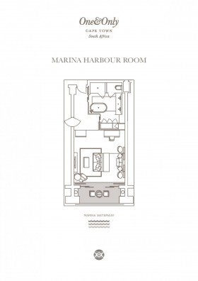 Marina Harbour Room (63 m2)