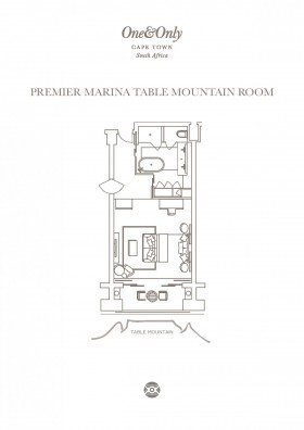 Premier Marina Table Mountain Room (63 m2)