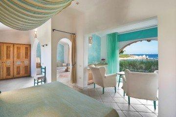 Junior Suite Erica (35 m² + veranda) – Hotel Erica