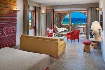 Junior Suite Licciola Exclusive Sea View (48 m² + 14 m² veranda) – Hotel Licciola