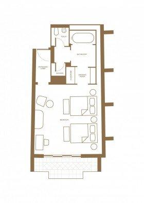 Premier Rooms (52 m²)