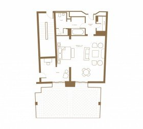 Executive Suites (95 m²)