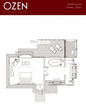 Wind Villa (85 m²)