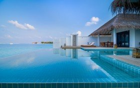 Two Bedroom Ocean Lagoon Pool Villa (460 m²)