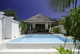 Beach Pool Villa (205 m²)