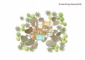 Hideaway Pool Villa (175 m²)