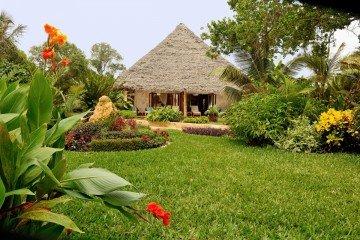 Deluxe garden bungalow