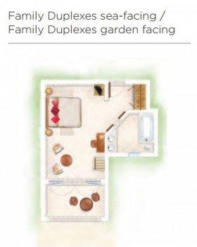 Family Duplex Garden