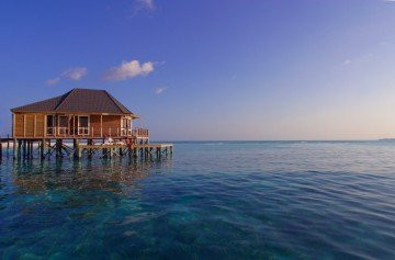 Sangu Water Villa - Honeymoon Suite