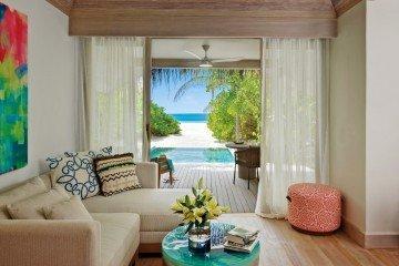 Beach Pool Vila (82 m²)
