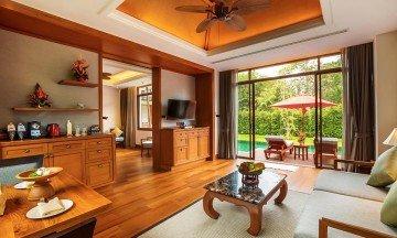 Grand Deluxe Garden Villa (65 m²)