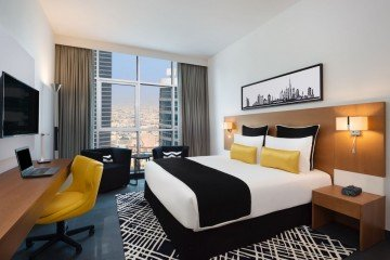 Tryp King Room