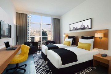 Tryp VYP Twin Room