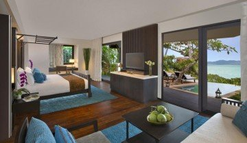 Anantara Beach Front Pool Suite