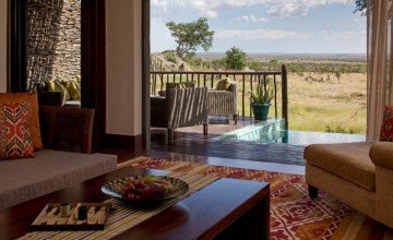 Terrace Suite Water Hole View